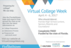 Virtual College Week